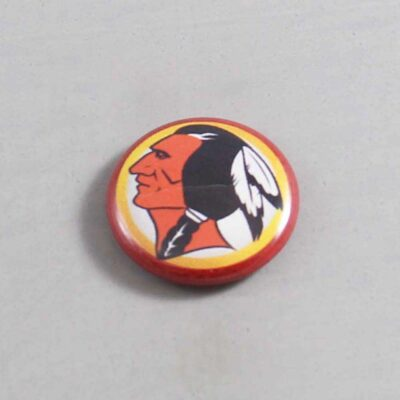 NFL Washington Redskins Button 01