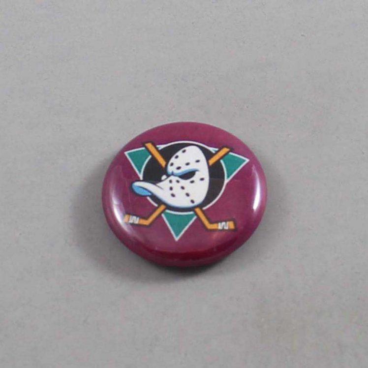 NHL Anaheim Ducks Button 03