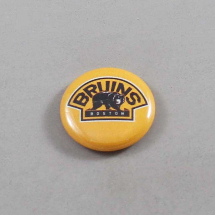 NHL Boston Bruins Button 01