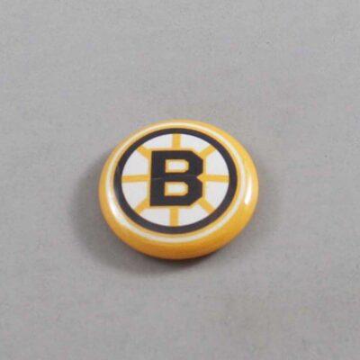 NHL Boston Bruins Button 04