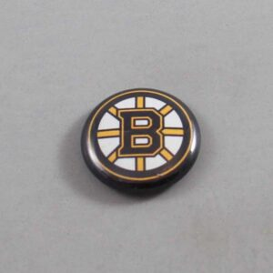 NHL Boston Bruins Button 06