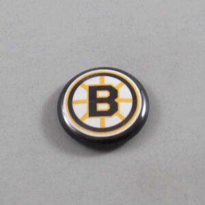 NHL Boston Bruins Button 07