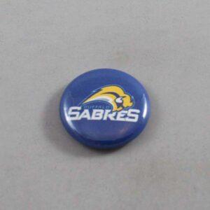 NHL Buffalo Sabres Button 01