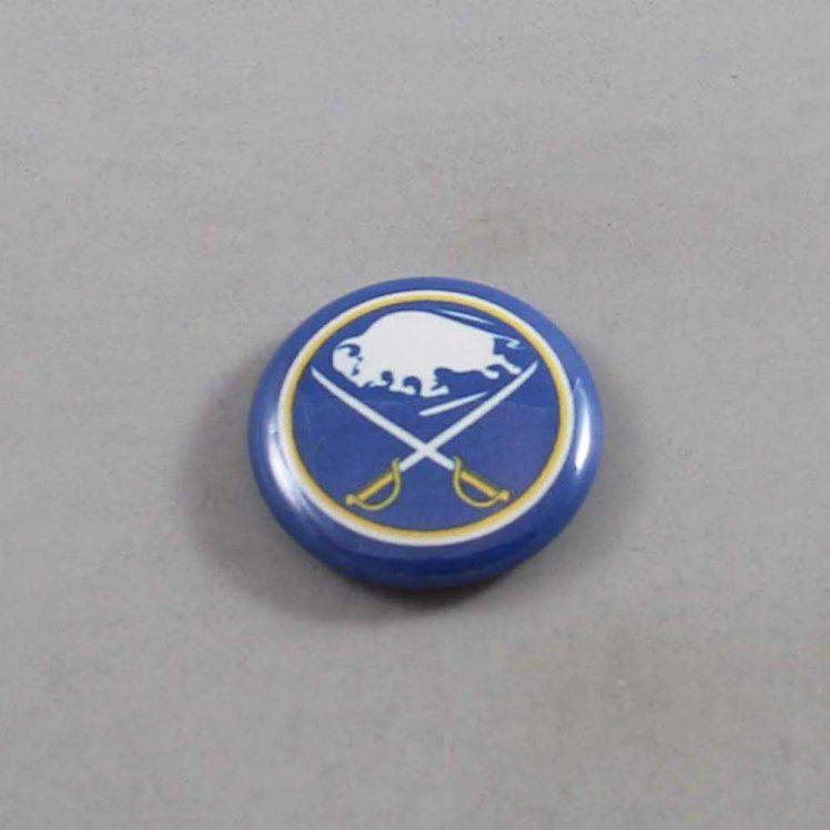 NHL Buffalo Sabres Button 03