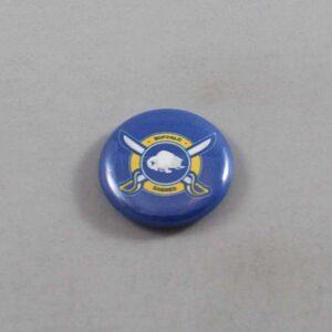 NHL Buffalo Sabres Button 04