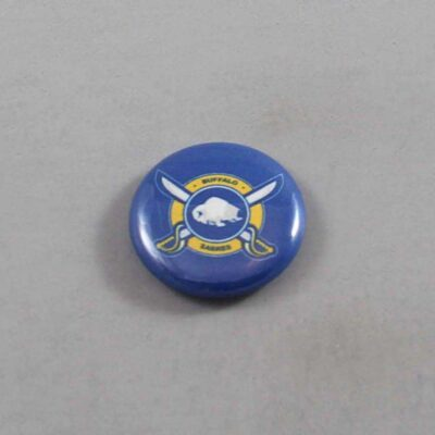 NHL Buffalo Sabres Button 04