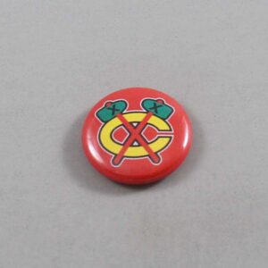 NHL Chicago Blackhawks Button 03