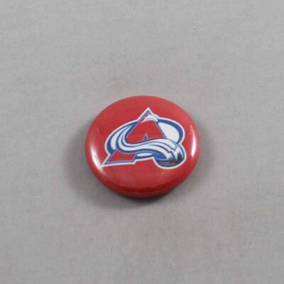 NHL Colorado Avalanche Button 01