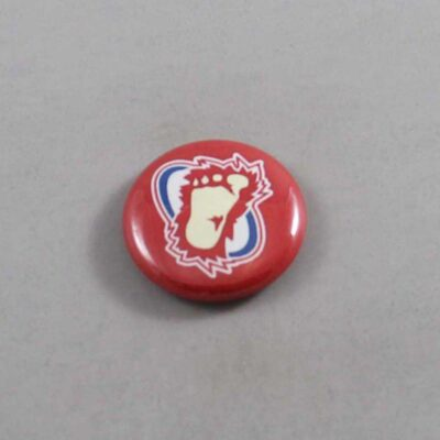 NHL Colorado Avalanche Button 02