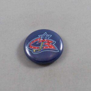 NHL Columbus Blue Jacketss Button 02