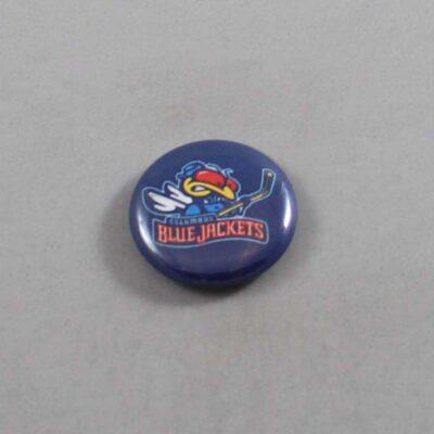 NHL Columbus Blue Jacketss Button 05