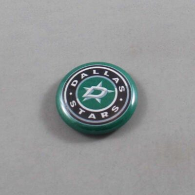 NHL Dallas Stars Button 02