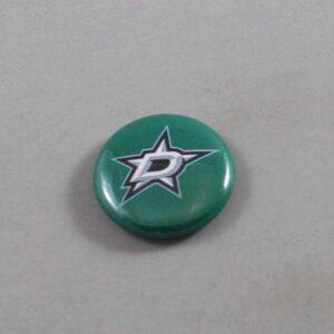 NHL Dallas Stars Button 03