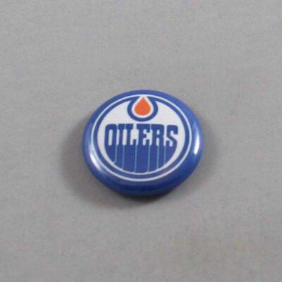 NHL Edmonton Oilers Button 01