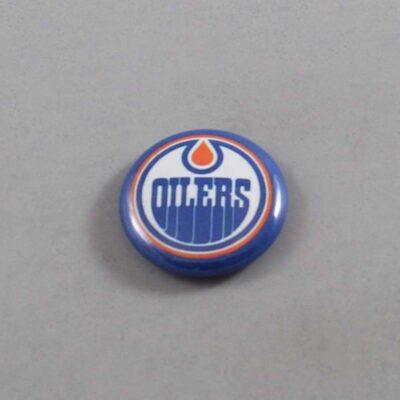 NHL Edmonton Oilers Button 02