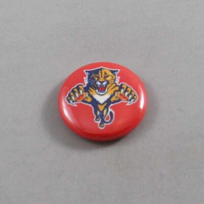NHL Florida Panthers Button 01