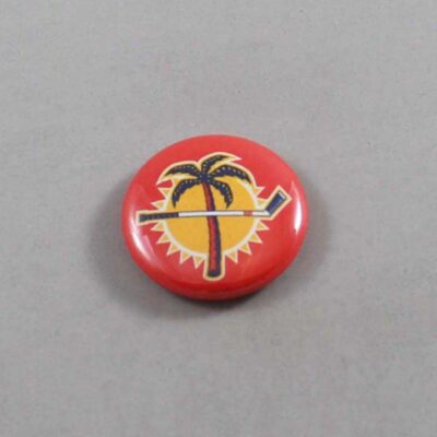NHL Florida Panthers Button 02
