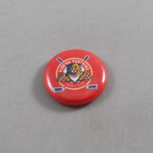 NHL Florida Panthers Button 03