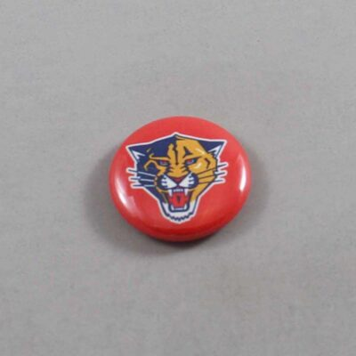 NHL Florida Panthers Button 04