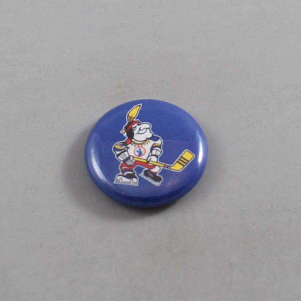NHL Kansas City Scouts Button 01