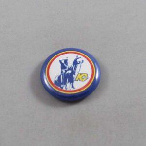 NHL Kansas City Scouts Button 02
