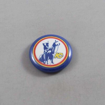 NHL Kansas City Scouts Button 02