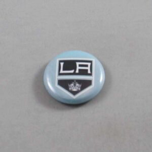 NHL Los Angeles Kings Button 02