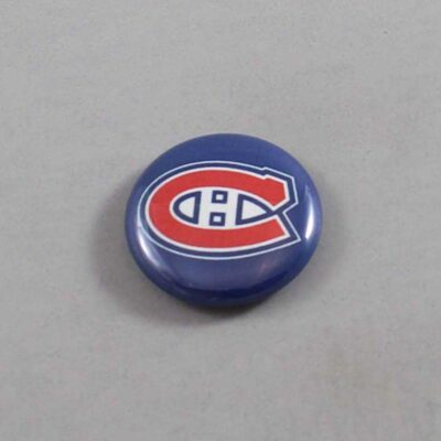 NHL Montreal Canadiens Button 02
