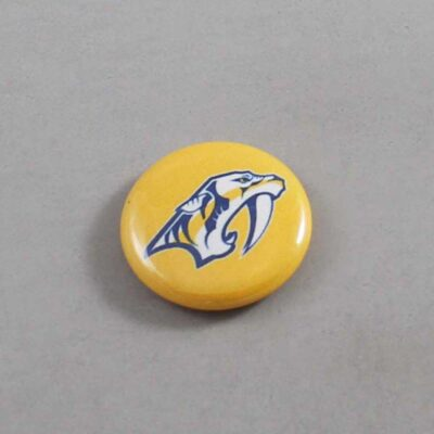 NHL Nashville Predators Button 01