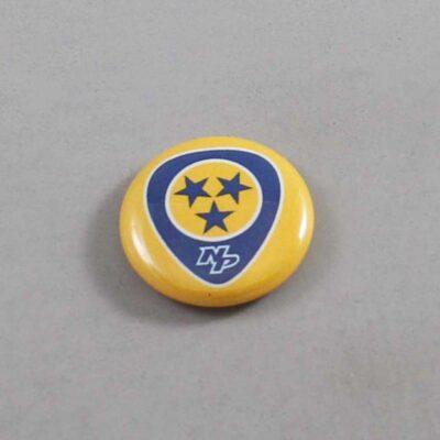 NHL Nashville Predators Button 02