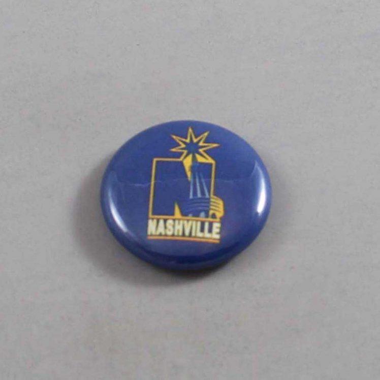 NHL Nashville Predators Button 05