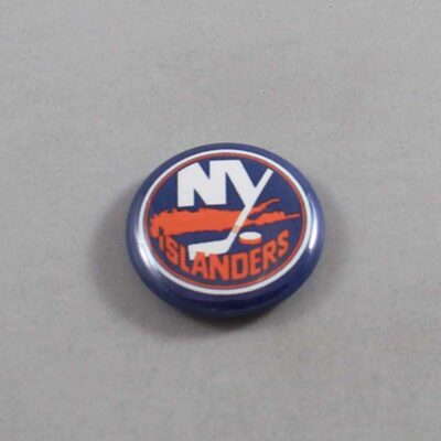 NHL New York Islanders Button 01
