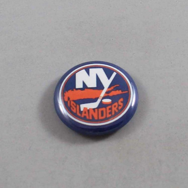 NHL New York Islanders Button 01