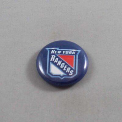 NHL New York Rangers Button 01