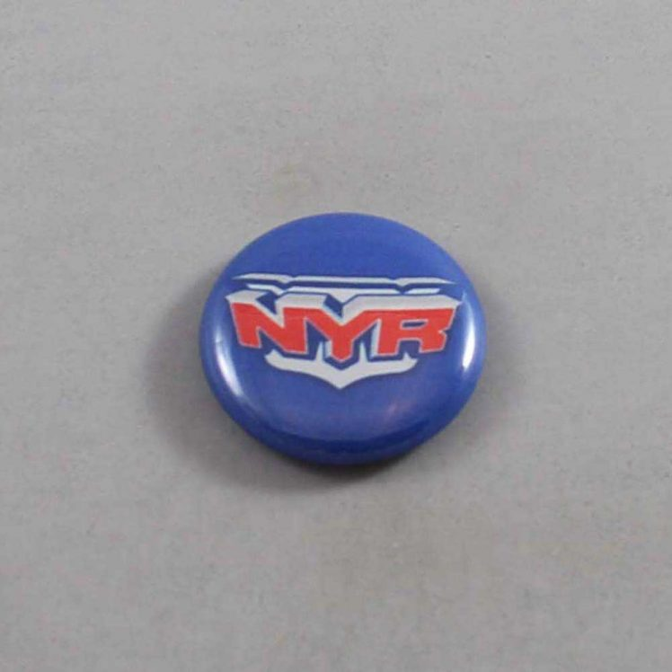 NHL New York Rangers Button 03