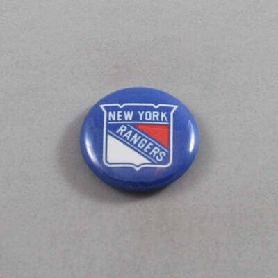 NHL New York Rangers Button 04