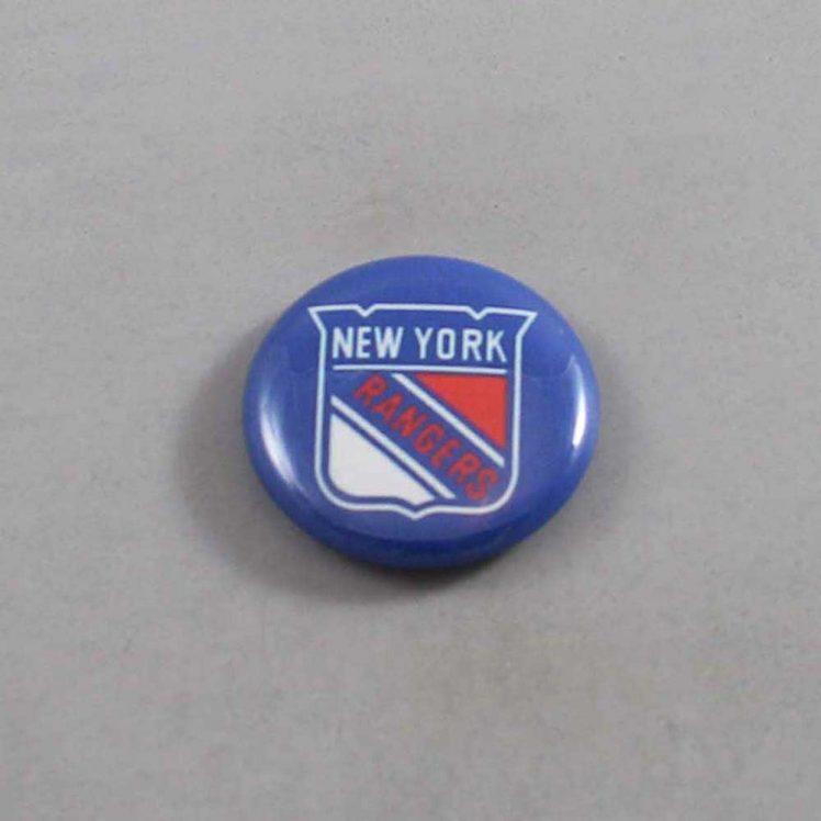 NHL New York Rangers Button 05