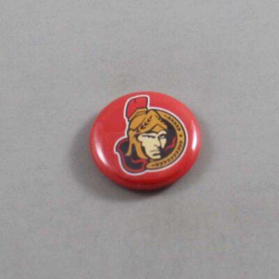 NHL Ottawa Senators Button 02