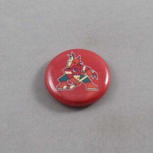 NHL Phoenix Coyotes Button 02