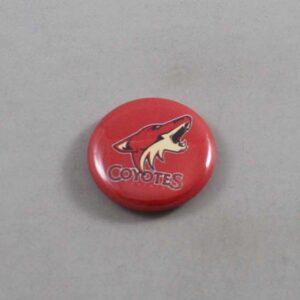 NHL Phoenix Coyotes Button 03