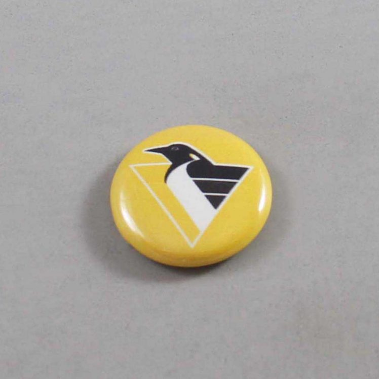 NHL Pittsburgh Penguins Button 02