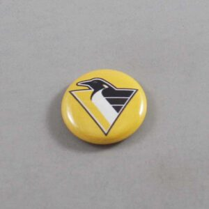 NHL Pittsburgh Penguins Button 03