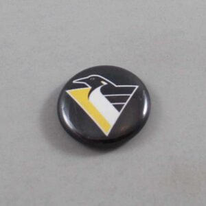 NHL Pittsburgh Penguins Button 04