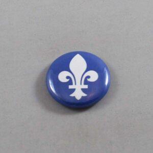 NHL Quebec Nordiques Button 01
