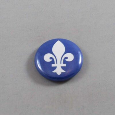 NHL Quebec Nordiques Button 01