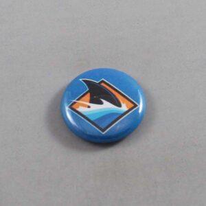 NHL San Jose Sharks Button 07