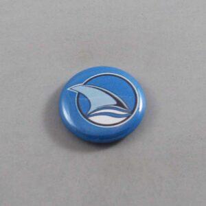 NHL San Jose Sharks Button 08