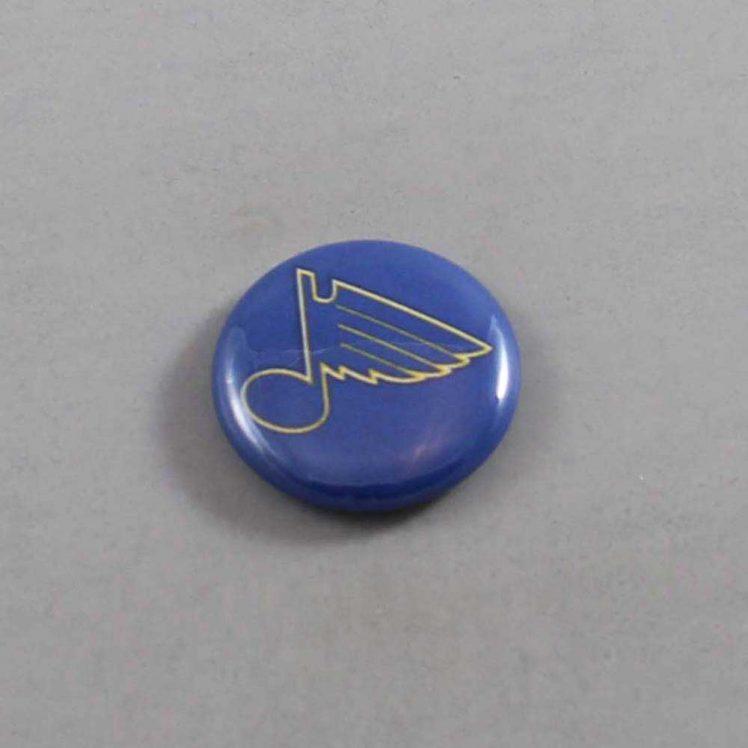 NHL St Louis Blues Button 02