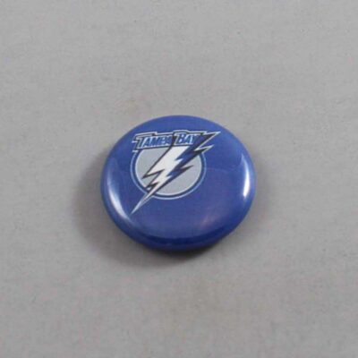 NHL Tampa Bay Lightning Button 01