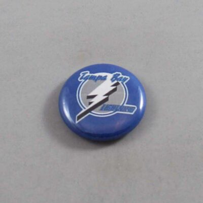 NHL Tampa Bay Lightning Button 02